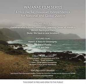 WaianaeFilmSeries